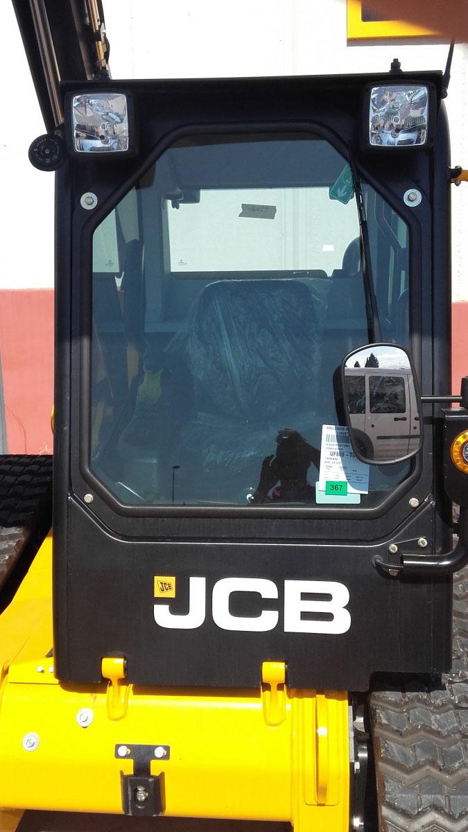 JCB Mini cargadora - 3