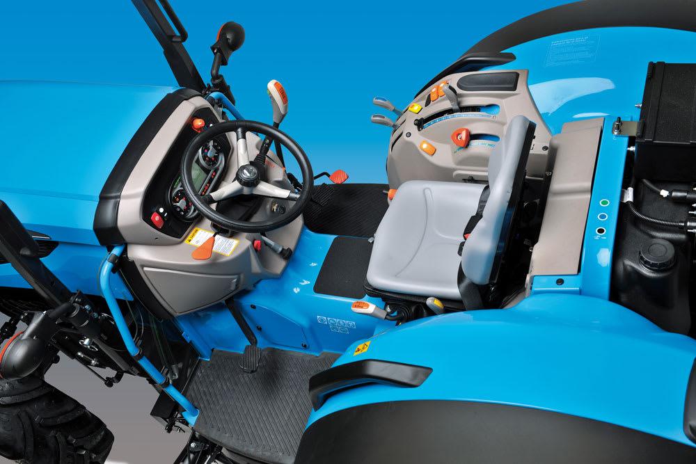 Landini REX 4 F/GE/GB/GT PLAT - 3