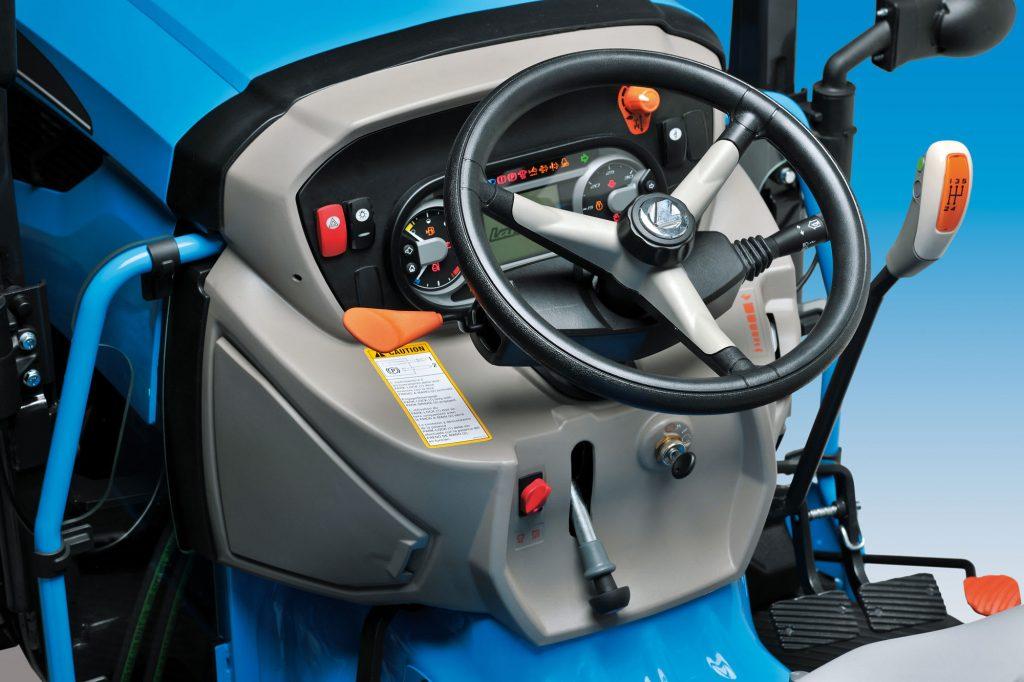 Landini REX 4 F/GE/GB/GT PLAT - 4