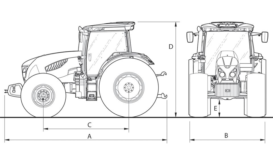 McCormick X7.4-X7.6 P6-Drive - 4