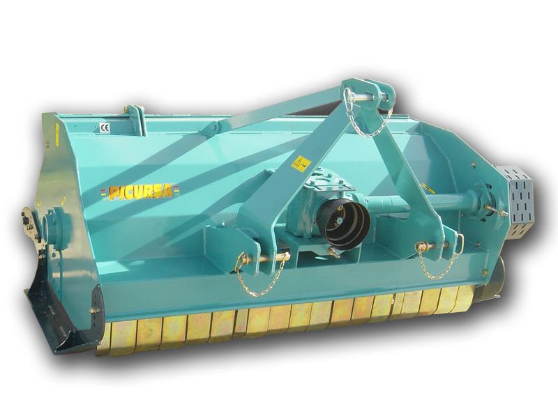 Trituradora de tractor modelo patatas