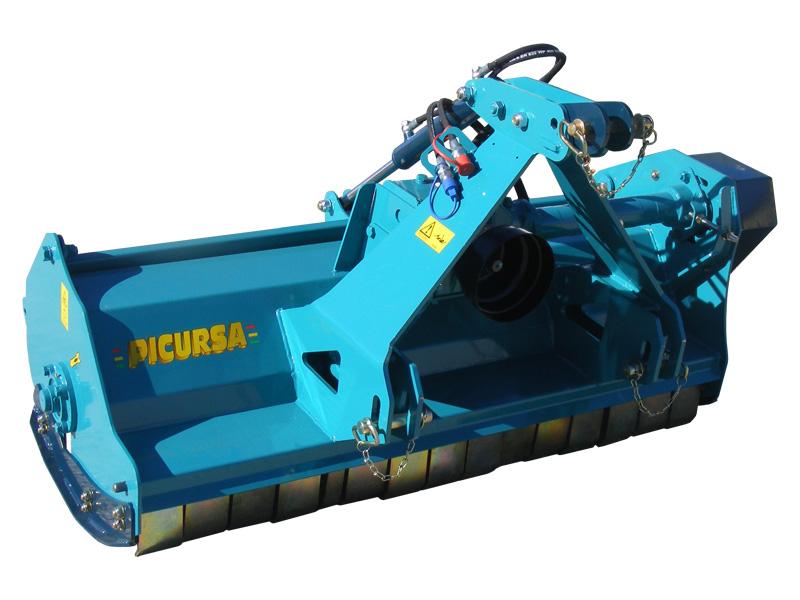 Trituradora de tractor Miño
