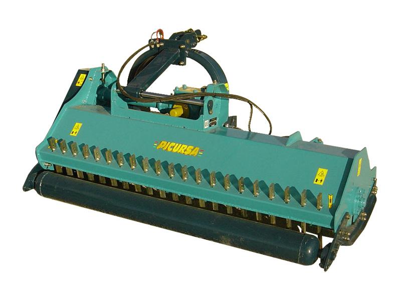 Trituradora de tractor modelo Ricla