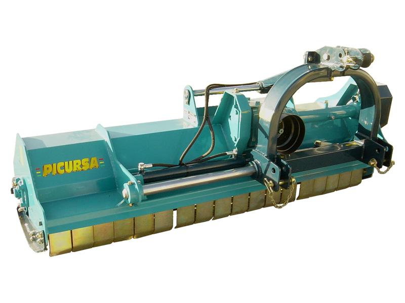 Picursa Trituradora de tractor modelo Ricla - 2
