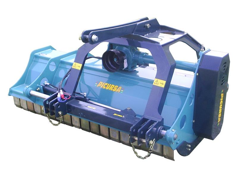 Picursa Trituradora de tractor modelo TB reversible desplazable - 2