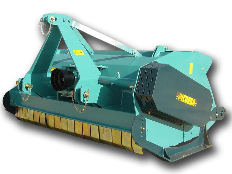 Picursa Trituradora de tractor modelo patatas - 3