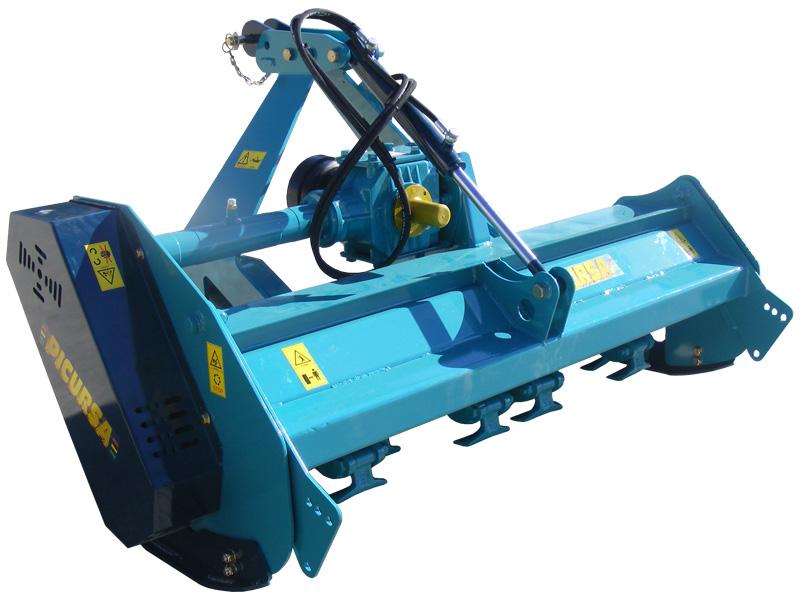 Picursa Trituradora de tractor Miño - 3