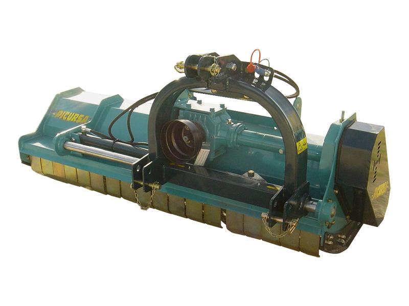 Picursa Trituradora de tractor modelo Ricla - 3