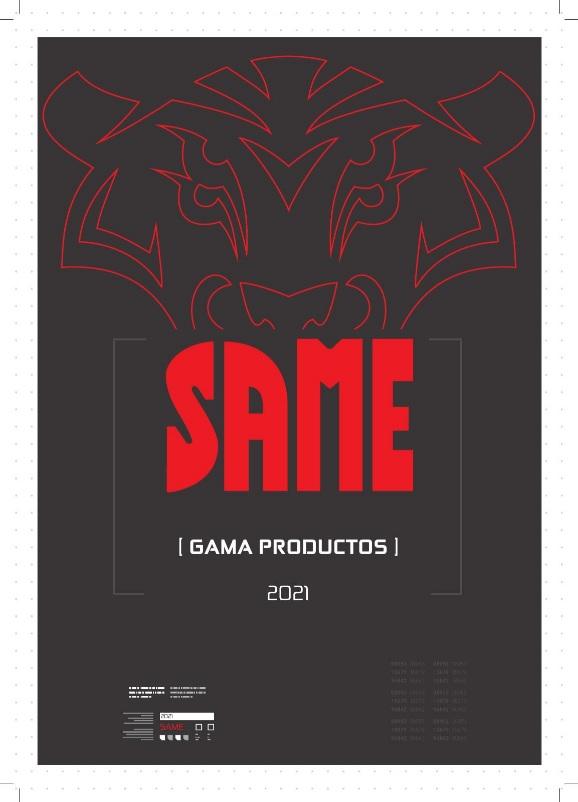 Gama de productos