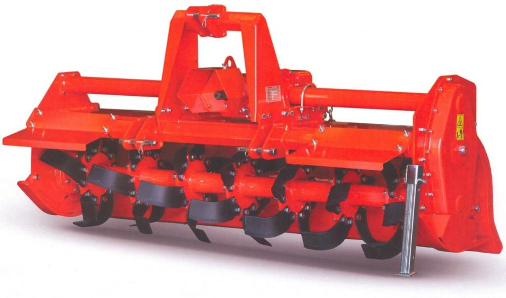 RC 105 a 185 - Para tractores de 35 a 55 HP y T.F. a 540 r.p.m.