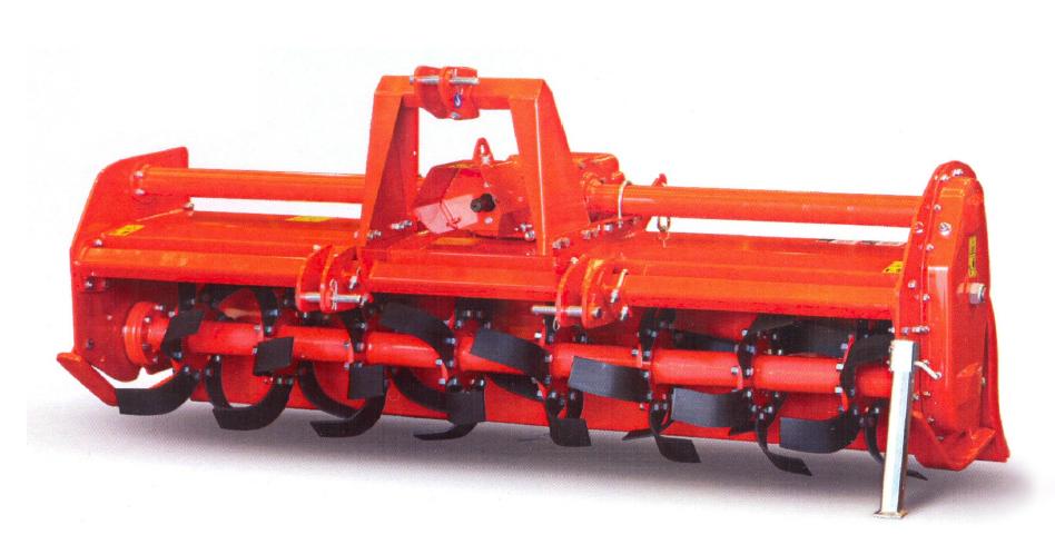 RM 135 a 235 - Para tractores de 40 a 80 HP y T.F. a 540 r.p.m.