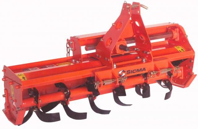 SA de 85 a 125 para tractores de 10 a 25 HP