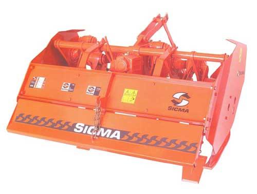 VM 6-8 de 125 a 170 cm para tractores de 30 a 60 HP