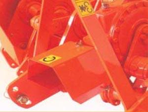 Foto 6 VM 6-8 de 125 a 170 cm para tractores de 30 a 60 HP