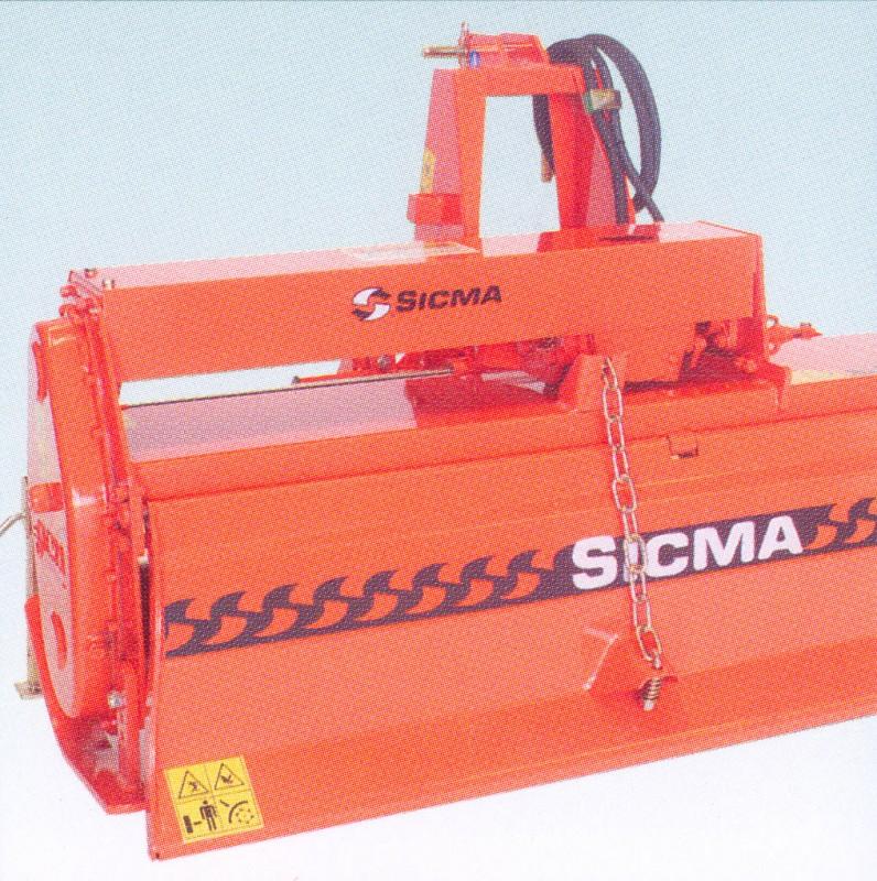 Foto 2 SF 125 a 185 cm > Desplazamiento mecánico - para tractores de 20 a 50 HP