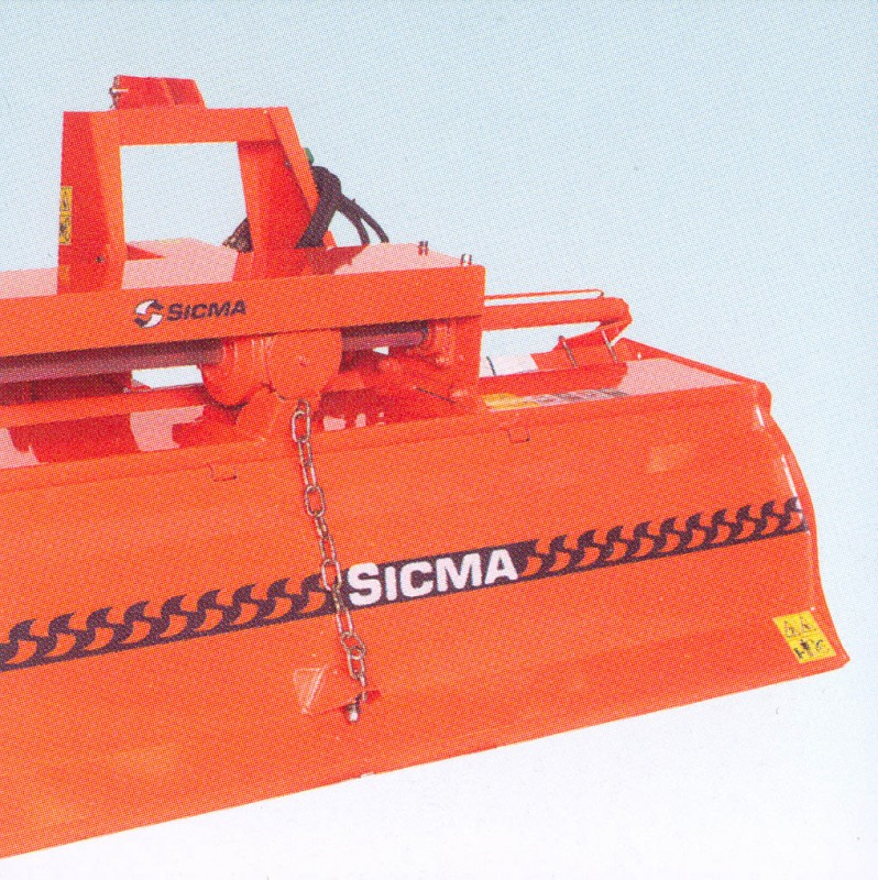 Foto 2 SD 130 a 205 > Desplazamiento mecánico - para tractores de 30 a 65 HP