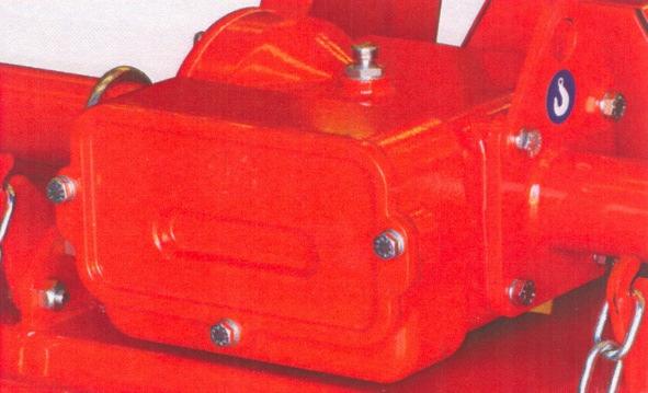 Foto 2 RC 105 a 185 - Para tractores de 35 a 55 HP y T.F. a 540 r.p.m.