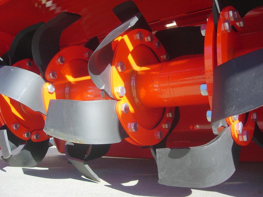 Foto 2 Rotor doble plato > RG de 230 a 305 cm para tractores de 90 a 160 HP