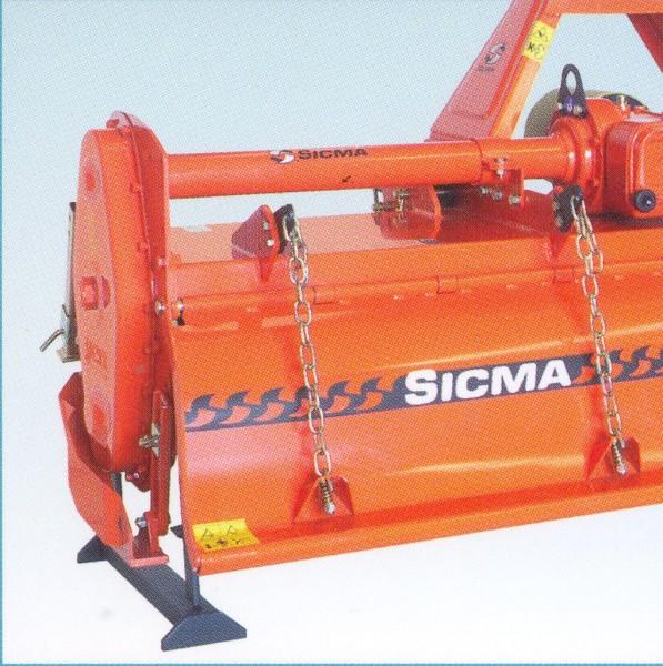 Foto 2 Rotor especial de MACHETES > SPRM de 185 a 260 cm. para tractores de 70 a 90 HP