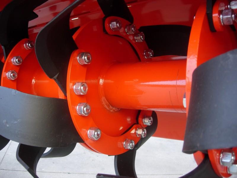 Foto 2 Rotor doble plato > SPR de 185 a 260 cm para tractores de 70 a 90 HP