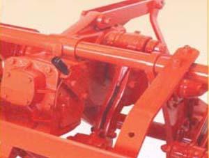 Foto 5 VP 6-8 de 135 a 200 cm para tractores de 40 a 90 HP