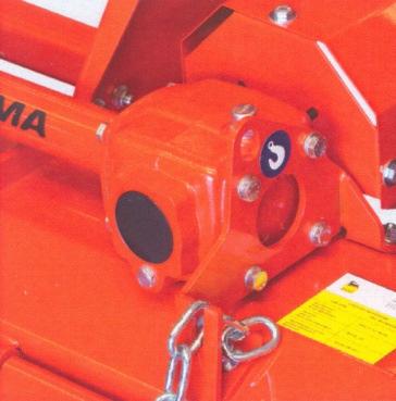 Sicma BH 100 a 145 - Para tractores de 15 a 30 HP y T.F. a 540 r.p.m. - 3