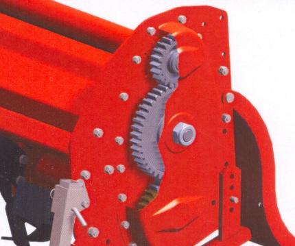 Foto 3 RC 105 a 185 - Para tractores de 35 a 55 HP y T.F. a 540 r.p.m.