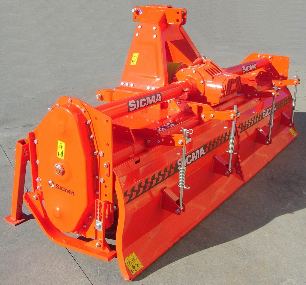 Foto 3 Rotor doble plato > RG de 230 a 305 cm para tractores de 90 a 160 HP