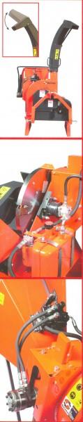Foto 3 EC 100 HY - T.F.T. > Astilladora Profesional