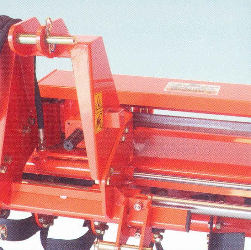 Foto 4 SF 125 a 185 cm > Desplazamiento mecánico - para tractores de 20 a 50 HP