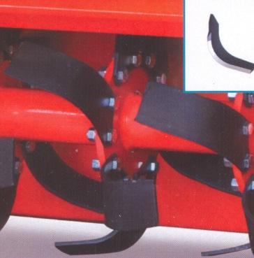 Sicma BH 100 a 145 - Para tractores de 15 a 30 HP y T.F. a 540 r.p.m. - 4