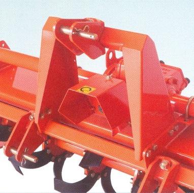 Sicma RD6 110 a 210 - Para tractores de 35 a 65 HP y T.F. a 540 r.p.m. - 4