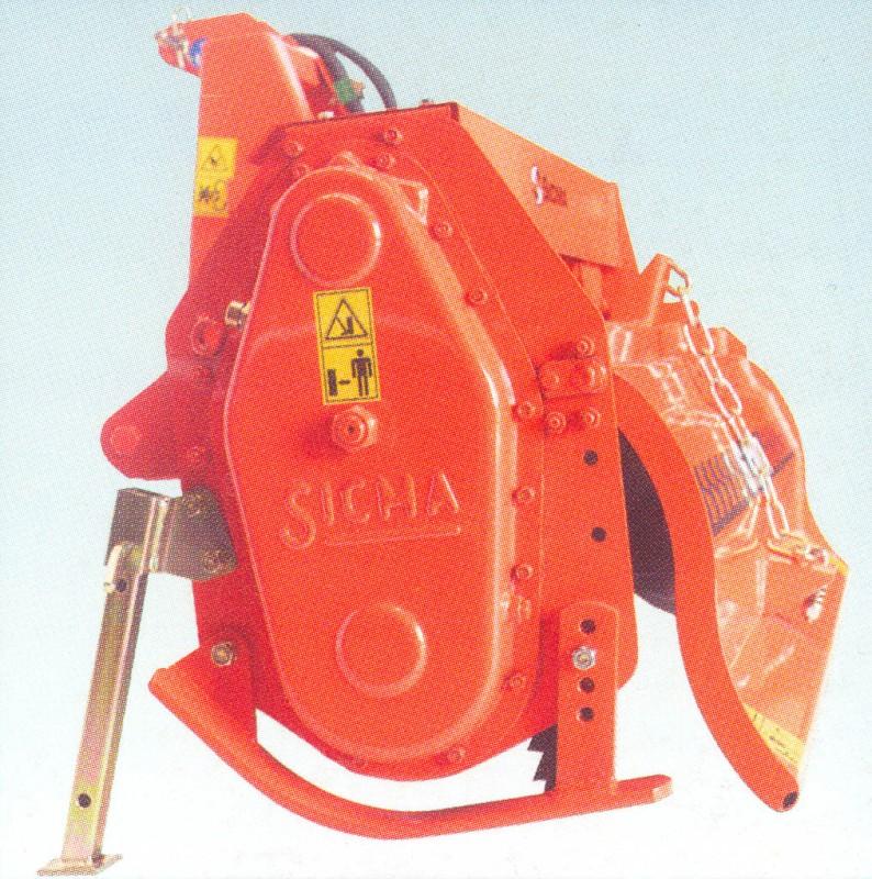 Foto 5 SF 125 a 185 cm > Desplazamiento mecánico - para tractores de 20 a 50 HP