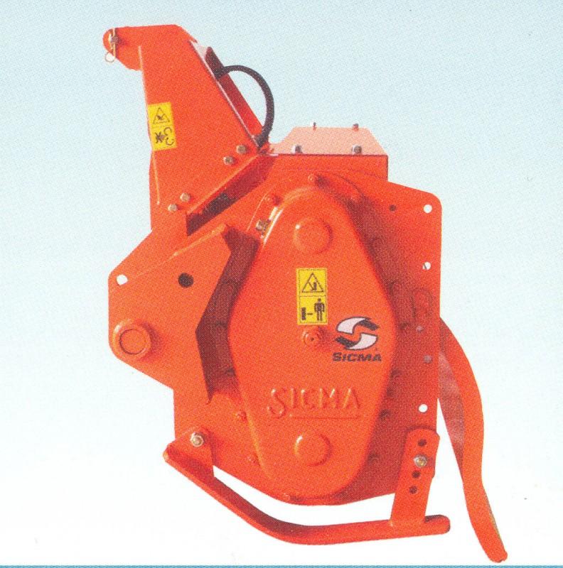 Foto 5 SD 130 a 205 > Desplazamiento mecánico - para tractores de 30 a 65 HP