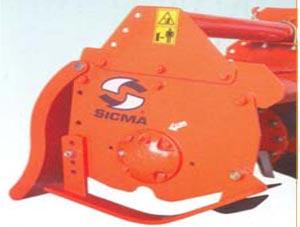 Sicma RD6 110 a 210 - Para tractores de 35 a 65 HP y T.F. a 540 r.p.m. - 5