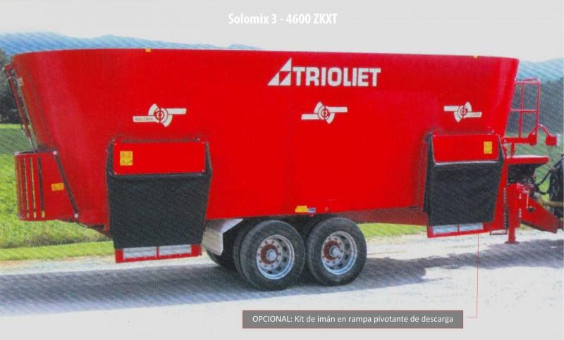 Solomix 3 - 3600 a 5200 ZKXTR