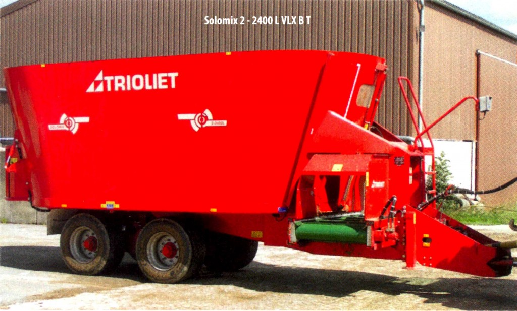 Solomix 2 - 2400 L a 3200 VLX B T