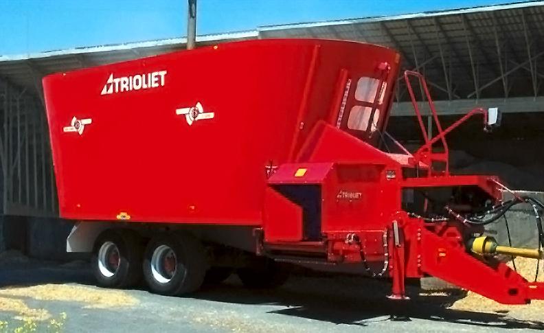 Solomix 2 - 2400 L a 3200 VLX K T