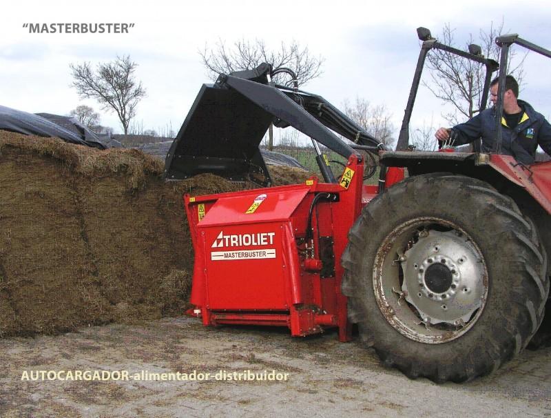 Masterbuster R y RL 2,60 m³
