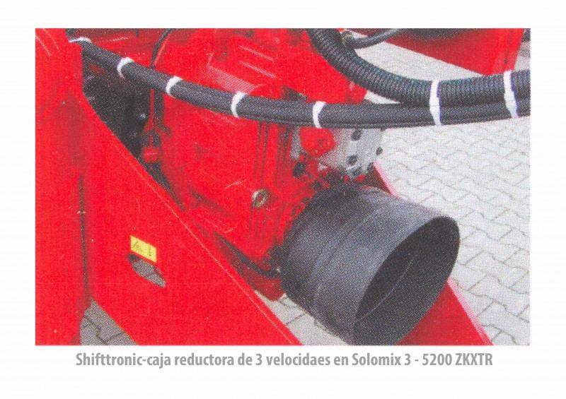 Foto 3 Solomix 3 - 3600 a 5200 ZKXTR