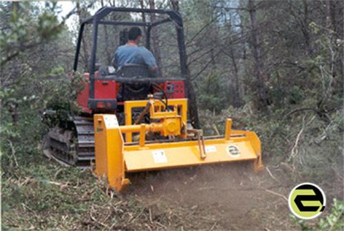 Agarín Trituradora forestal - 2