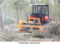 Agarín Trituradora forestal - 6