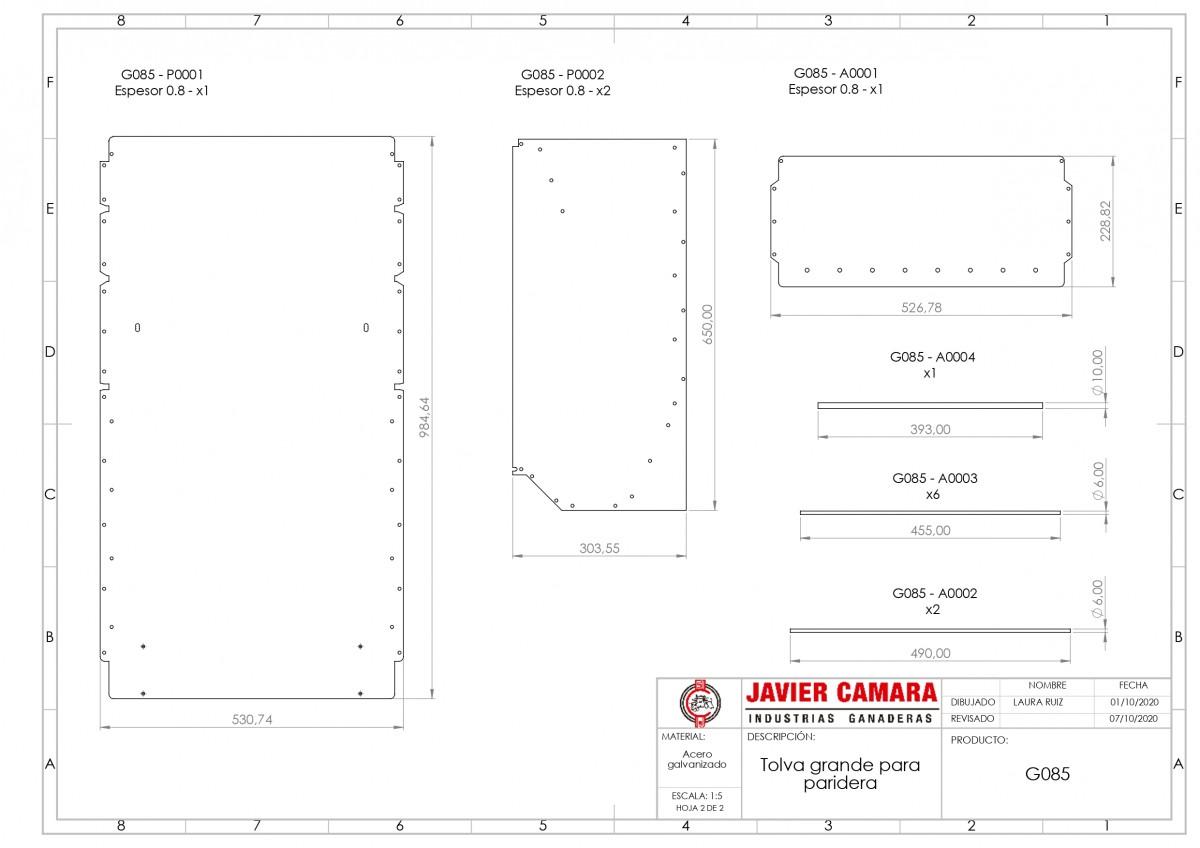 Javier Camara G008 - Componentes (3) - 7