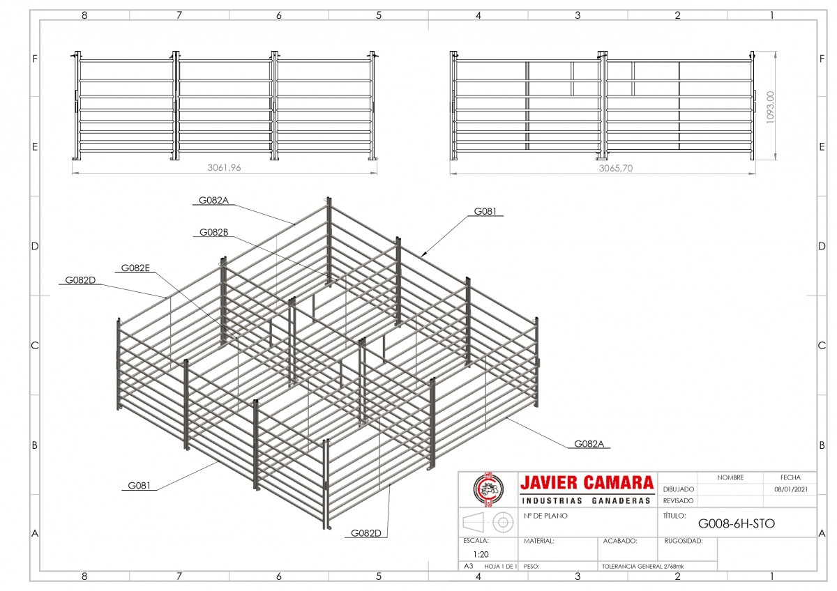 Javier Camara G008 6H - Resto de modelos - 7