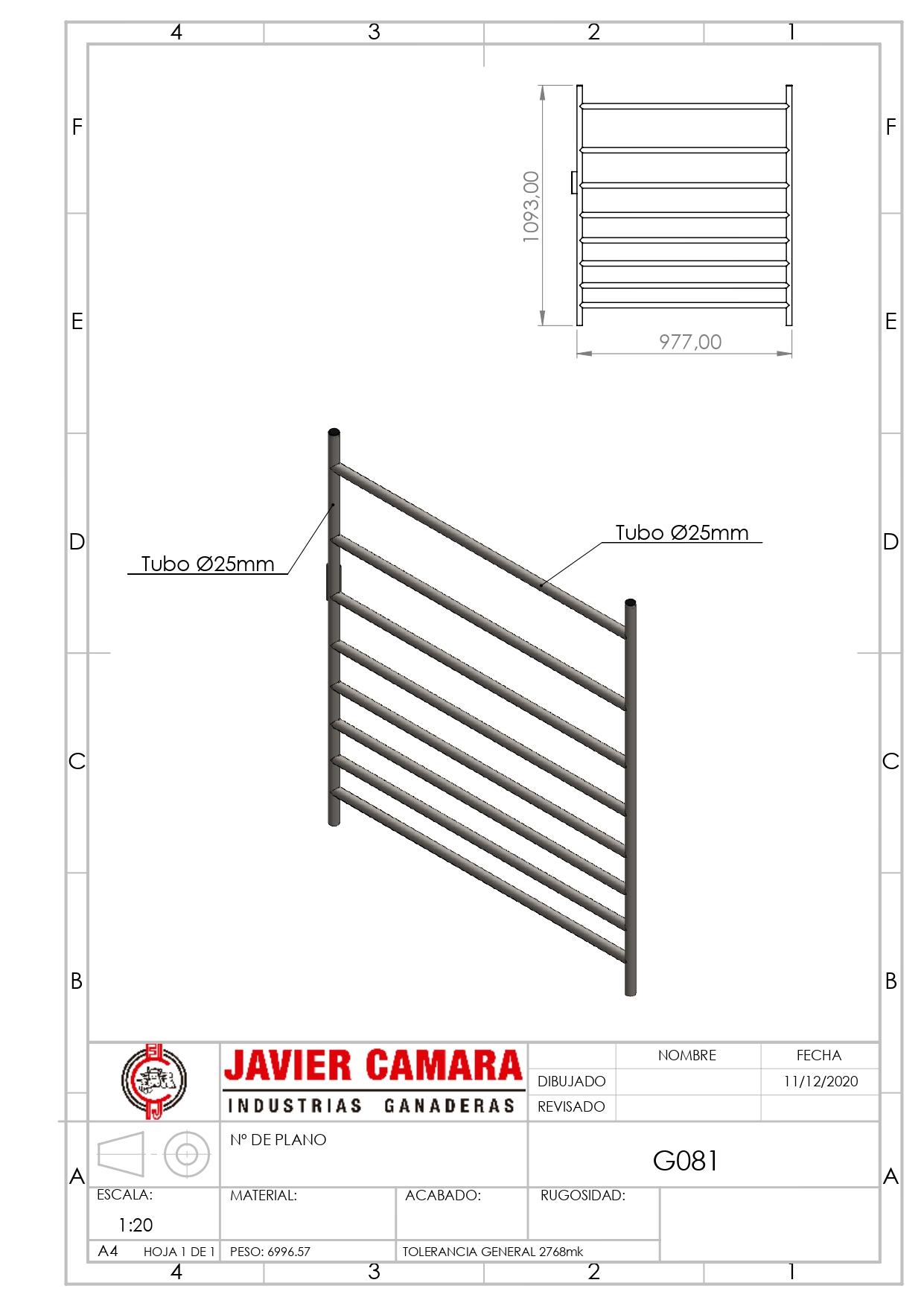 Javier Camara G008 - Componentes (1) - 2