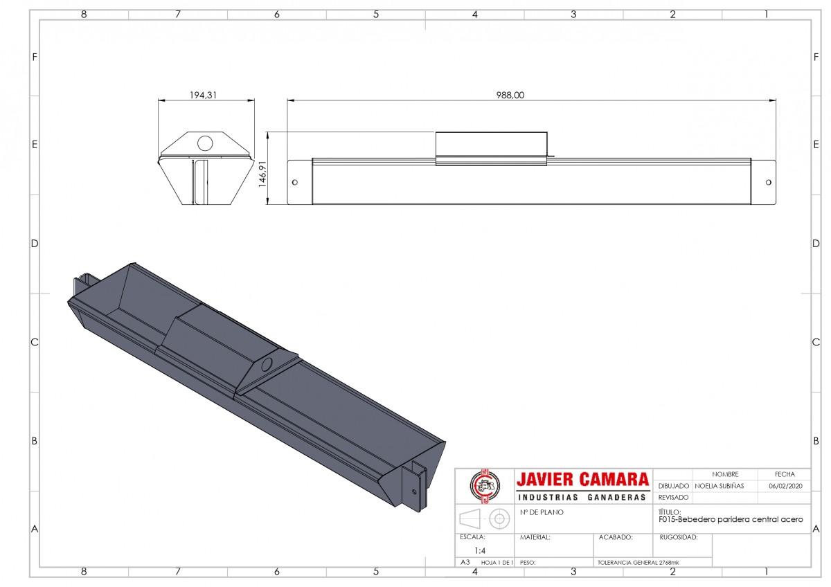 Javier Camara G008 - Componentes (3) - 2