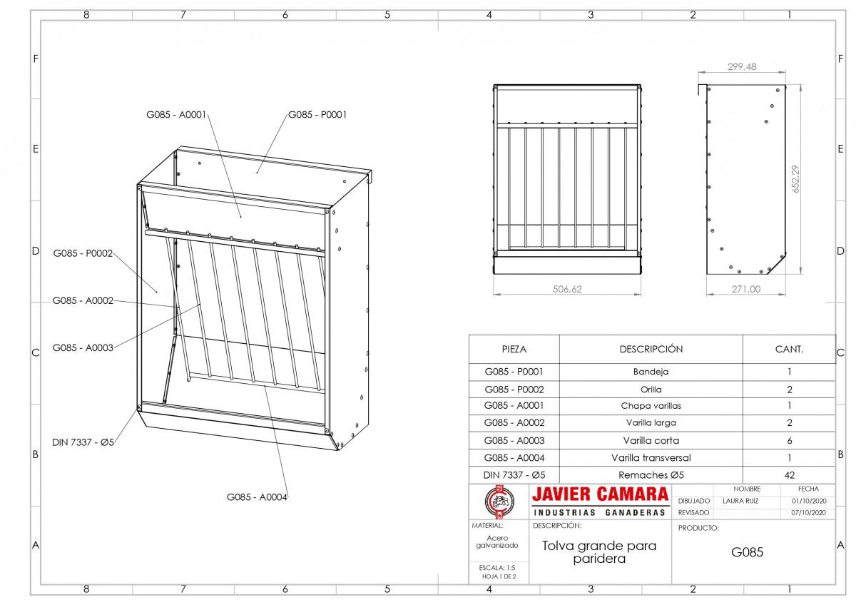 Javier Camara G008 - Componentes (3) - 6