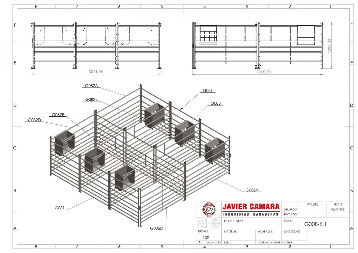 Javier Camara G008 6H - Resto de modelos - 5