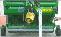 Foto 3 > REPEX 30 K - 53,6 m³ - Pick-up 1,94 m. - eje tandem 18 Tons. - freno hidráulico