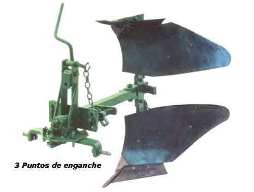 > M 18 a 40 HP para tractores de 15 a 45 HP